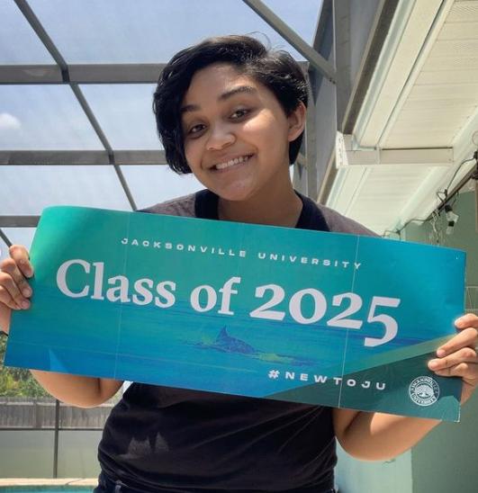 Imani Water's is an accomplished graduating senior at OCSA.