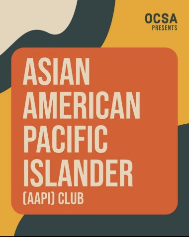 This Instagram graphic was posted on OCSA's AAPI club's official Instagram page.