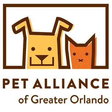 This is the Pet Alliance logo.
